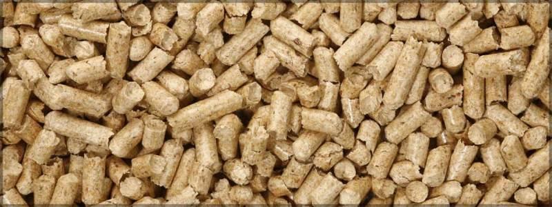 Residues climb as wood pellet feedstock